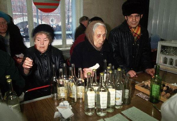Приколы: Россия глазами западных фотографов (далее 15 фото)