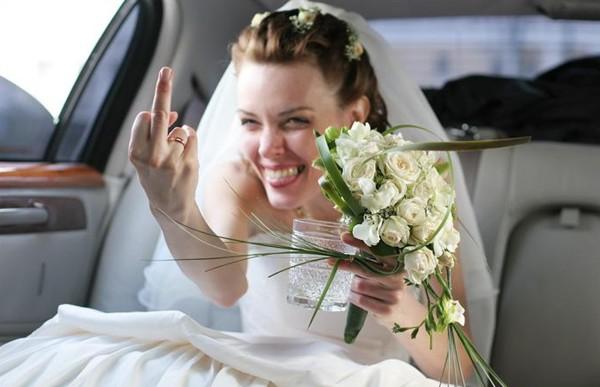 Приколы: Свадебные фото, подборка (далее 20)
