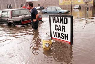 Приколы: Помыли машину...)
