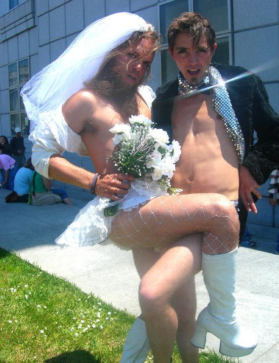 Картинки, Приколы: Смешное фото со свадьб (далее 10 фото)