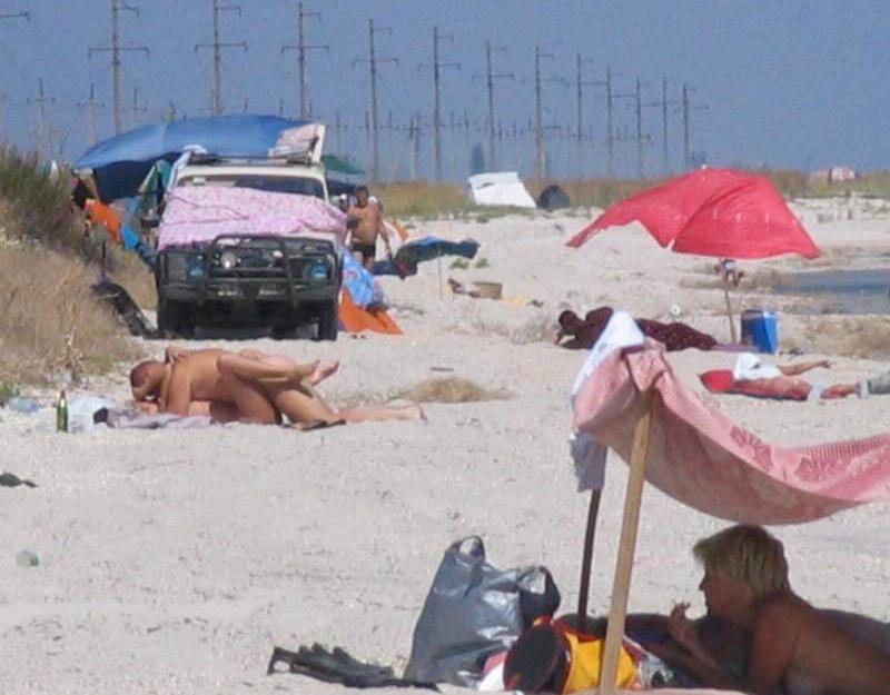 Картинки, Приколы: Безпалевный секс на пляже =) (далее 8 фото)