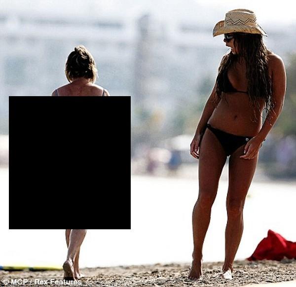 Приколы: Жесть на пляже (2 фото)