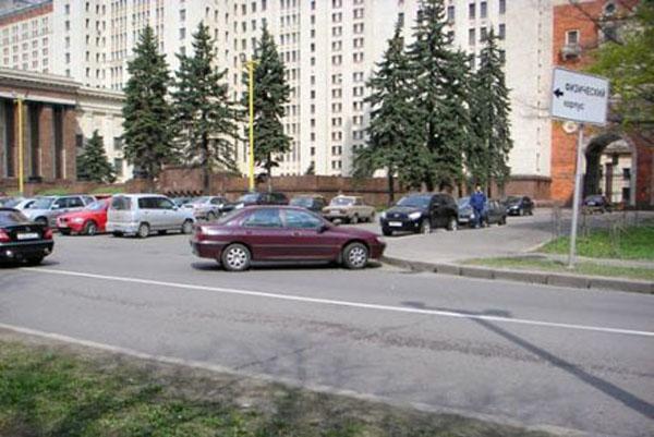 Приколы: Мастера парковки (18 фото)