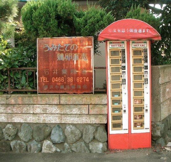 Приколы: Что продают в китайских автоматах (8 фото)