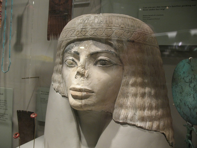 Приколы, Звезды: Воскрешение фараона (1 фото)