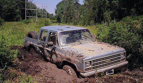 Приколы: Танки грязи не бояться (9 фото)
