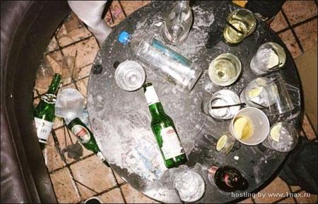 Приколы: Последствия девичьих пьянок (11 фото)