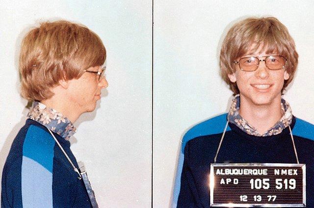Истории, Звезды: История жизни Билла Гейтса (7 фото+текст)