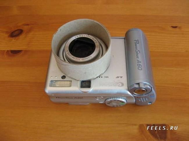 Приколы: Готовим фотоаппарат к подводной съемке (4 фото)
