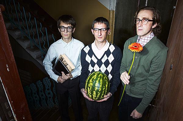 Приколы: Вечеринка у ботаников (13 фото)