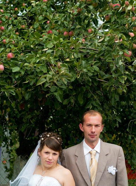 Приколы: Деревенская свадьба (10 фото)