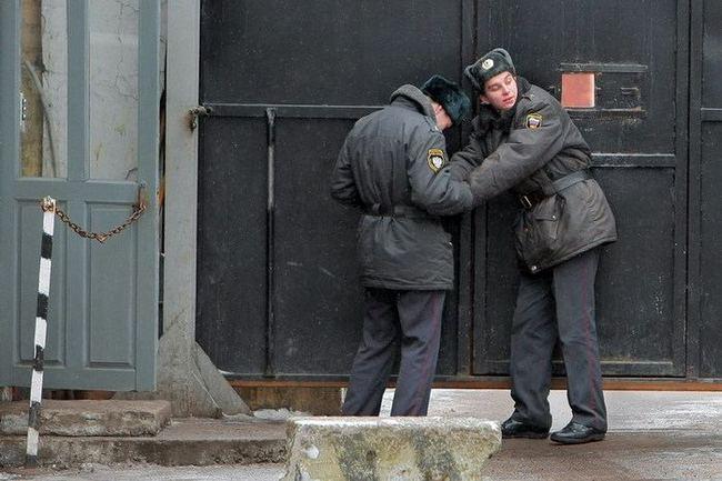 Приколы: Школа Милиции (фото)