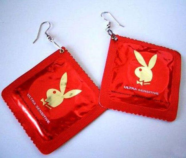 Приколы: Необычные презервативы