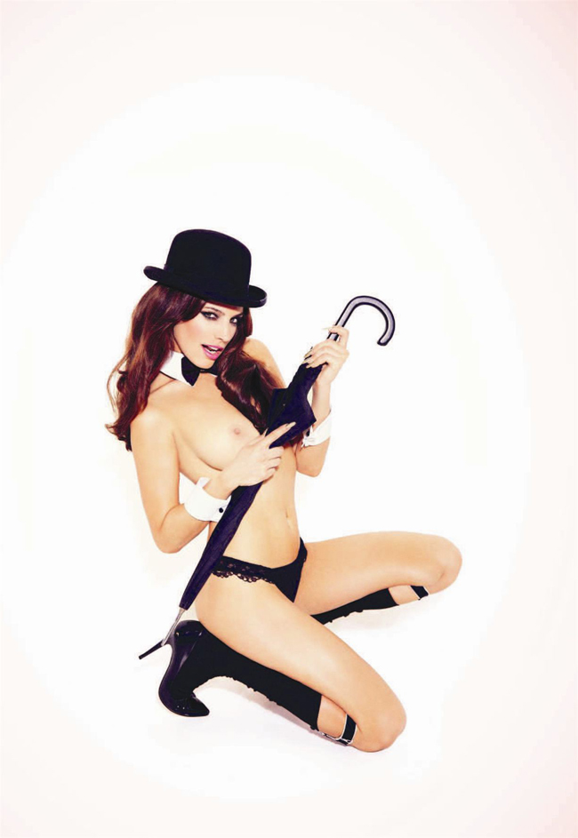 Девушки, Звезды: Келли Брук в Playboy