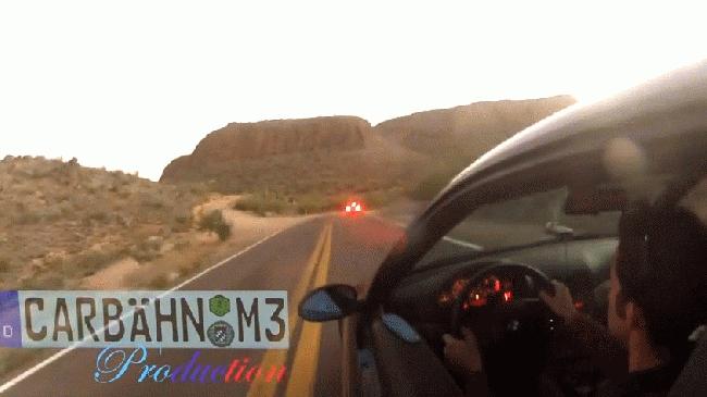 Жесть: Лихач на BMW M3 получил по заслугам