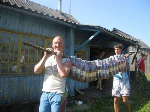Девушки: Россия глазами иностранцев