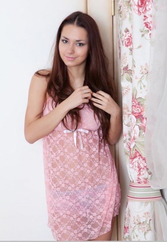 Девушки: Эротическая модель Грета (15 фото)