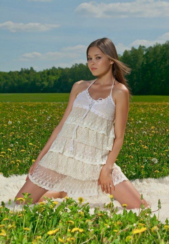 Девушки: Эротическая модель Эрика (16 фото)