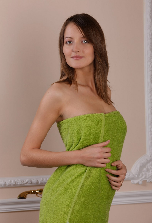 Девушки: Эротическая модель Франсуаза (22 фото)