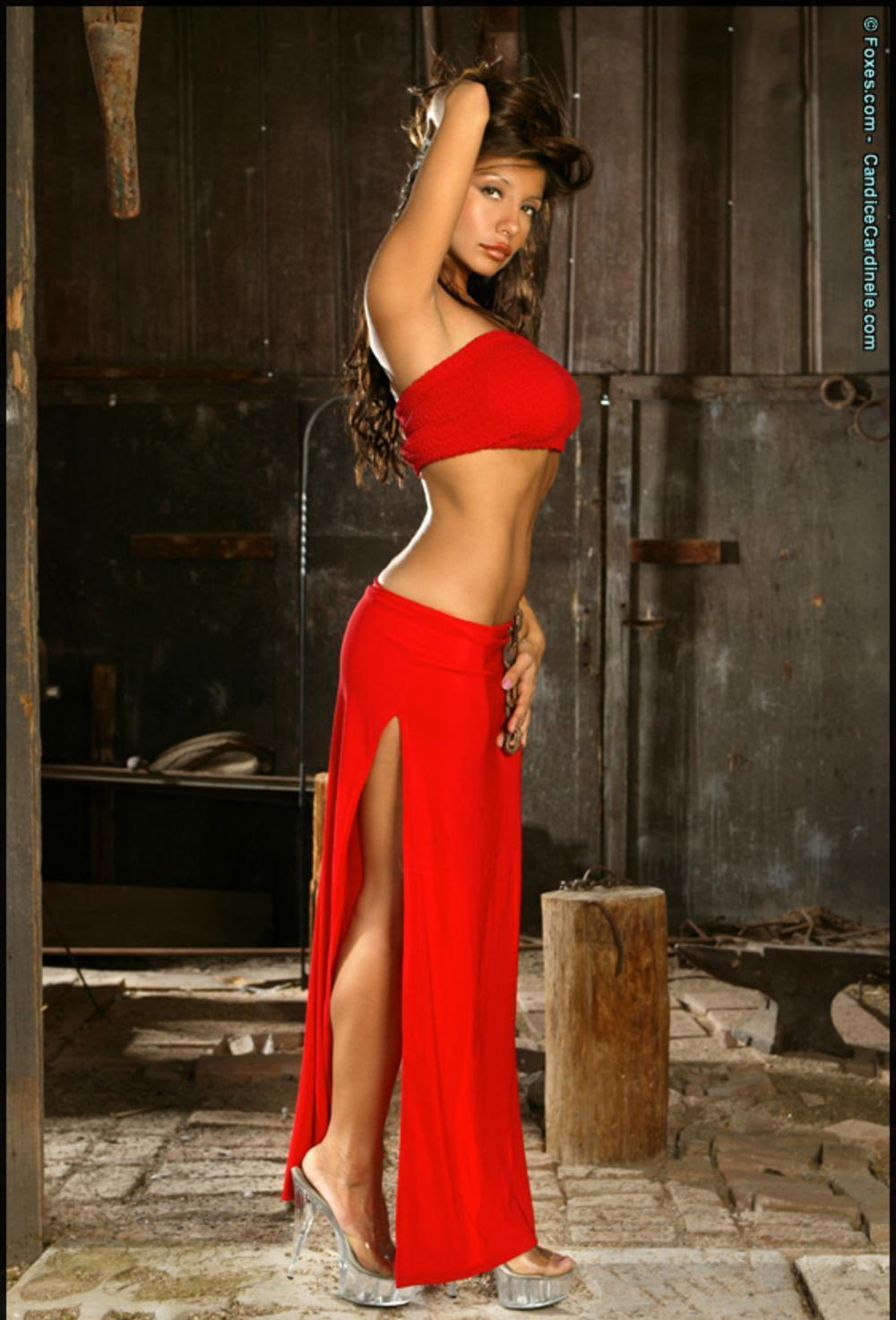 Девушки: Эротическая модель Глафира (16 фото)