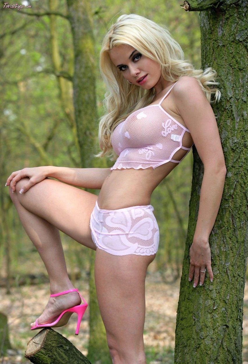 Девушки: Эротическая модель Весна (12 фото)