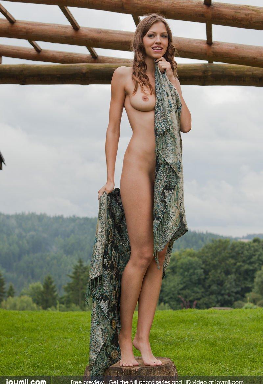 Девушки: Эротическая модель Клавдия (15 фото)