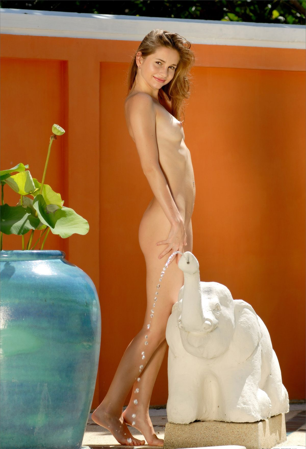 Девушки: Эротическая модель Фекла (17 фото)